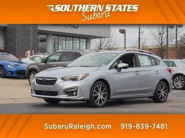 2019 Subaru Impreza LIMITED Hatchback Raleigh NC