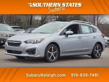 2019 Subaru Impreza PREMIUM Hatchback Raleigh NC