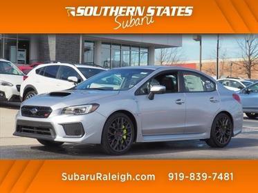 2019 Subaru WRX STI LIMITED 4dr Car Raleigh NC