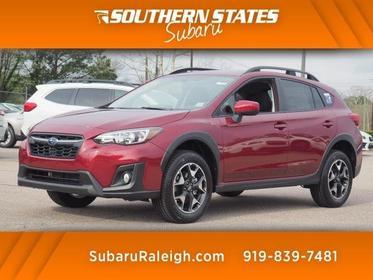 2019 Subaru Crosstrek PREMIUM Sport Utility Raleigh NC