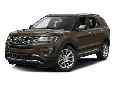 2016 Ford Explorer 4WD 4DR LIMITED  NC