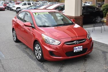 2017 Hyundai Accent VALUE EDITION 4dr Car Charlottesville VA