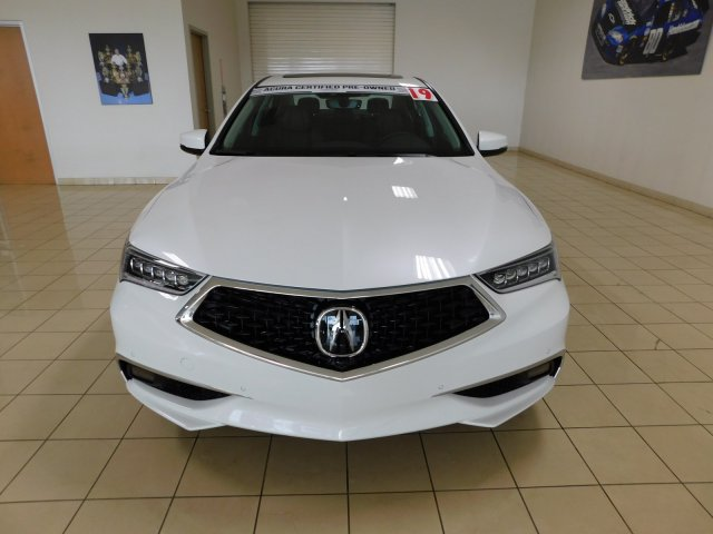 2019 Acura TLX W/ADVANCE PKG Sedan Slide