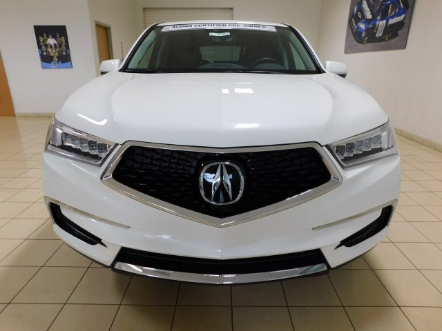 2019 Acura MDX W/TECHNOLOGY PKG SUV Slide