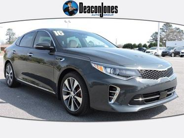2016 Kia Optima 4DR SDN SXL TURBO  NC