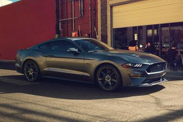 2018 Ford Mustang  2dr Car Raleigh NC