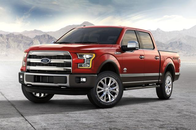 2017 Ford F-150 XL Pickup Slide 0