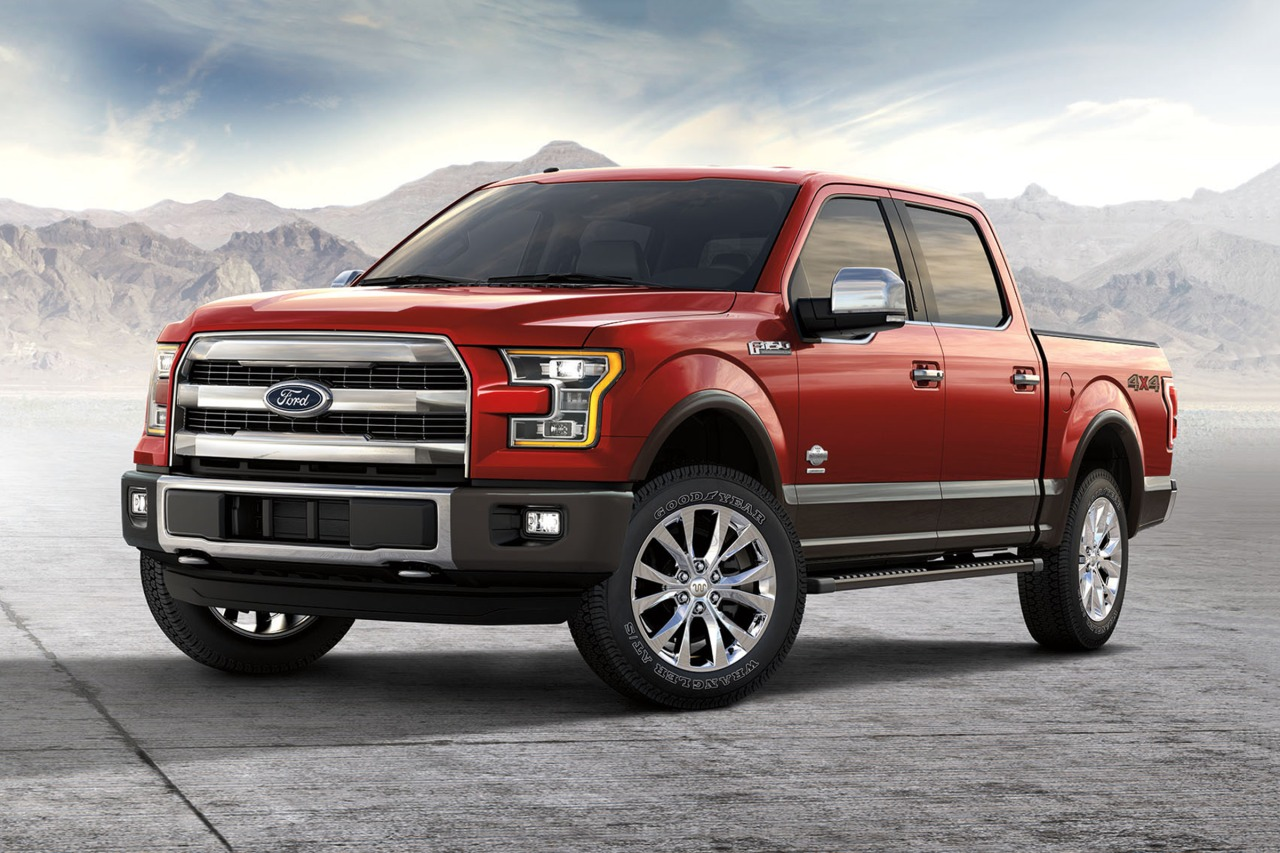 2017 Ford F-150  Regular Cab Pickup Slide 0