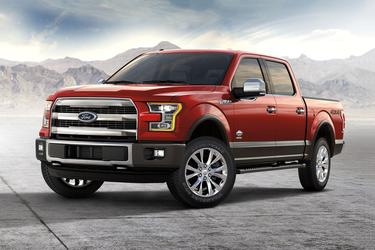 2017 Ford F-150  Regular Cab Pickup Slide