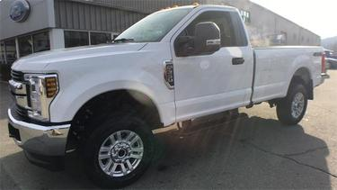 2019 Ford Super Duty F-350 SRW XL Long Bed Westminster VT
