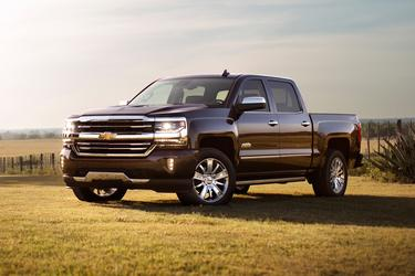 2017 Chevrolet Silverado 1500 LTZ Pickup North Charleston SC