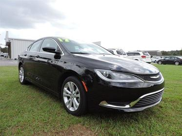 2017 Chrysler 200 LIMITED PLATINUM FWD Goldsboro NC