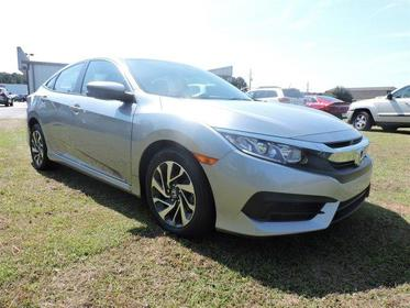 2017 Honda Civic EX CVT Goldsboro NC