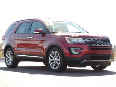 2017 Ford Explorer LIMITED FWD Goldsboro NC