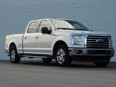 "2015 Ford F-150 2WD SUPERCREW 157"" XLT Greenville NC"