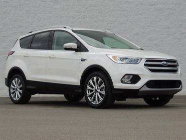 2017 Ford Escape TITANIUM 4WD Goldsboro NC