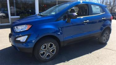 2019 Ford EcoSport S Sport Utility
