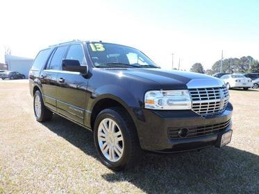 2013 Lincoln Navigator 4WD 4DR Goldsboro NC