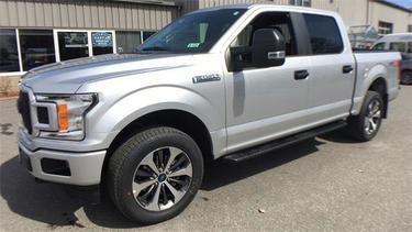 2019 Ford F-150 XL Crew Pickup Westminster VT