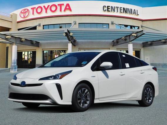 2019 Toyota Prius LIMITED Hatchback Slide 0
