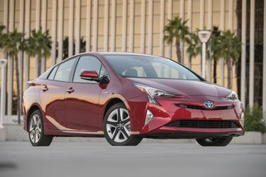 2018 Toyota Prius FOUR Hatchback Apex NC