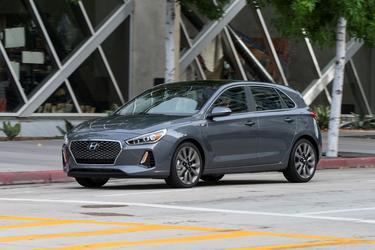 2018 Hyundai Elantra Gt AUTO Hatchback Raleigh NC
