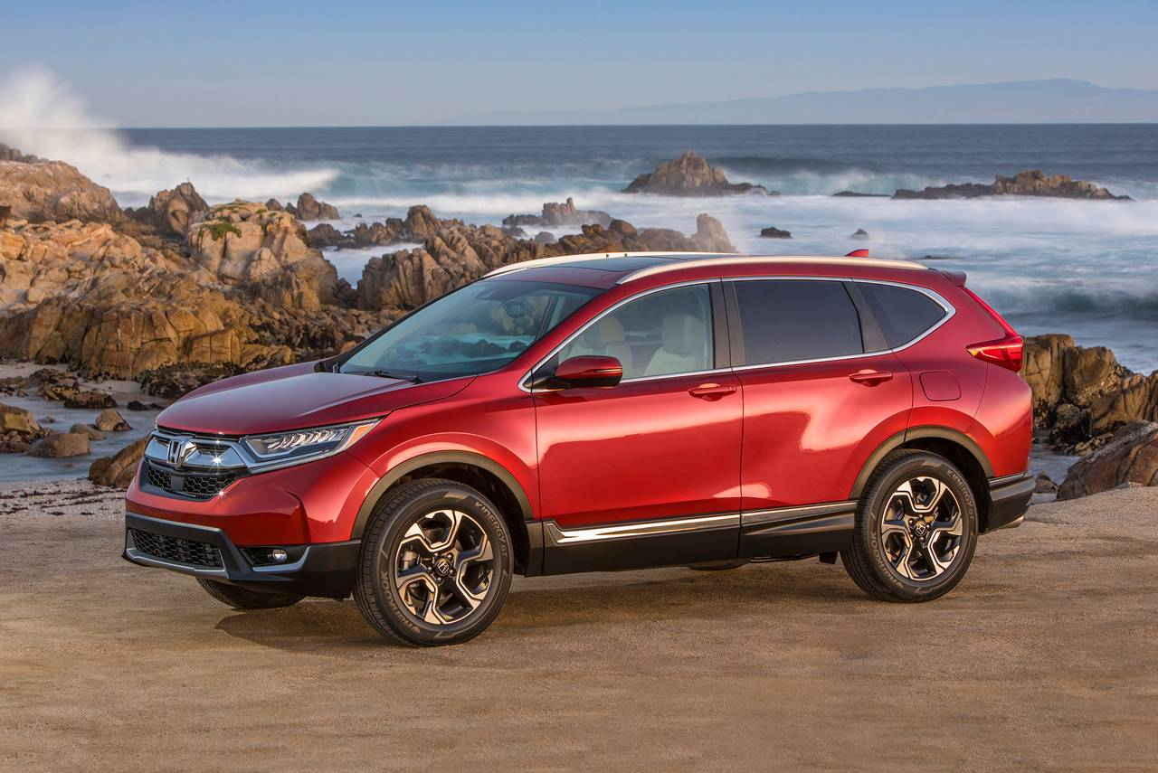 2018 Honda CR-V EX-L Slide 0
