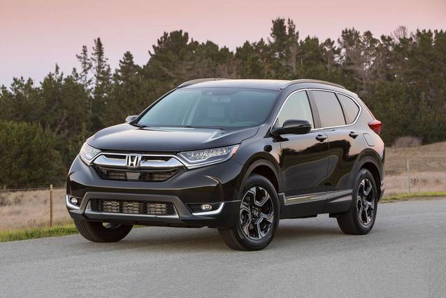 2018 Honda CR-V EX-L Hillsborough NC