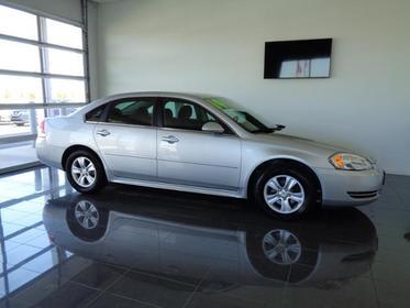 2014 Chevrolet Impala Limited 4DR SDN LS Goldsboro NC