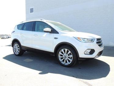 2017 Ford Escape TITANIUM FWD Goldsboro NC