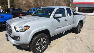 2019 Toyota Tacoma 4WD TRD SPORT Long Bed Westminster VT