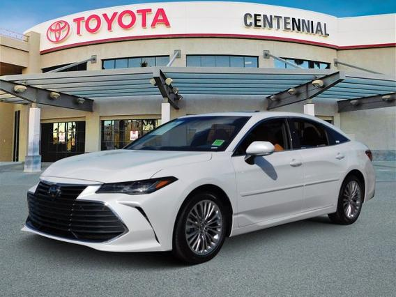 2019 Toyota Avalon LIMITED 4dr Car Slide 0
