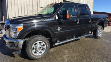 2012 Ford Super Duty F-350 SRW XLT Crew Pickup Westminster VT