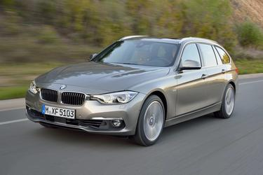 2019 BMW 3 Series 330I Sedan Slide