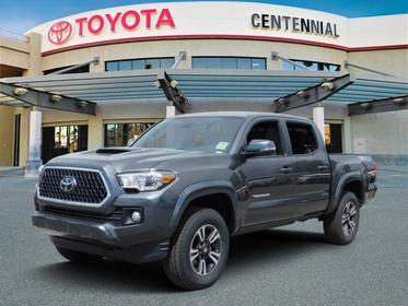 2019 Toyota Tacoma 4WD TRD SPORT Crew Cab Pickup Las Vegas NV