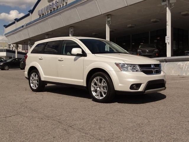 2018 Dodge Journey SXT Durham NC