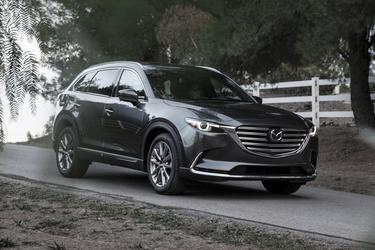 2017 Mazda MAZDA CX-9 TOURING SUV Slide