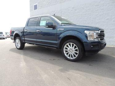 2018 Ford F-150 LIMITED 4WD SUPERCREW 5.5' BOX Goldsboro NC