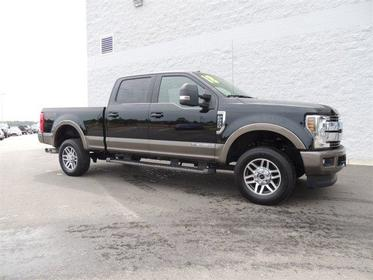 2018 Ford Super Duty F-250 SRW KING RANCH 4WD CREW CAB 6.75' BOX