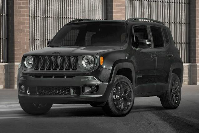 2019 Jeep Renegade LIMITED Sport Utility Slide 0