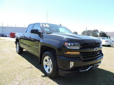 "2016 Chevrolet Silverado 1500 4WD DOUBLE CAB 143.5"" LT W/2LT Goldsboro NC"