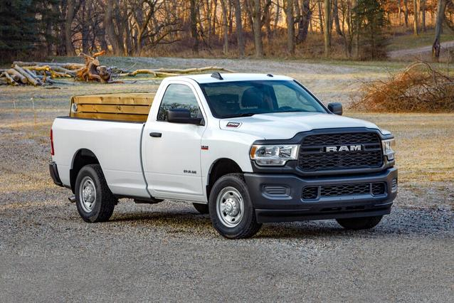 2019 RAM 2500 TRADESMAN Standard Bed Slide 0