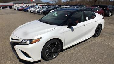 2019 Toyota Camry XSE 4dr Car Westminster VT