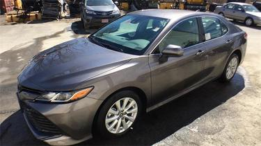2019 Toyota Camry LE 4dr Car Westminster VT