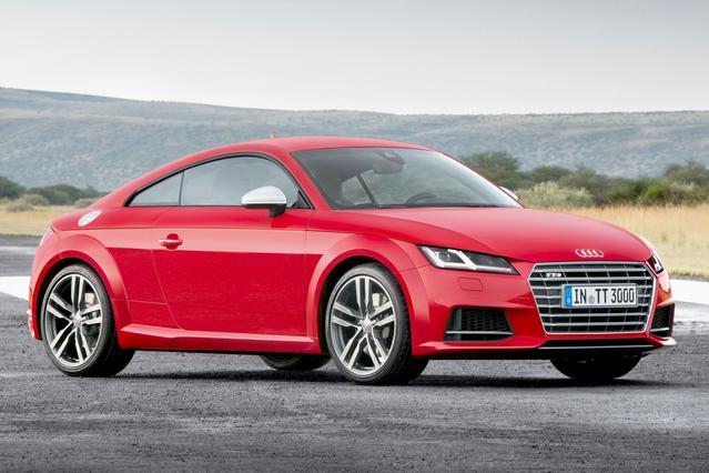 2017 Audi TTS 2.0T Slide 0