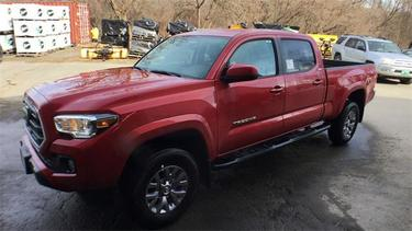 2019 Toyota Tacoma 4WD DOUBLE CAB 6' BED V6 AT (NATL) Crew Cab Long Bed Westminster VT