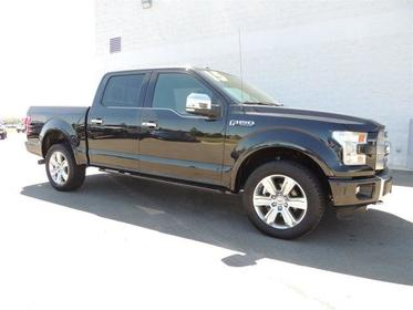 "2015 Ford F-150 4WD SUPERCREW 145"" PLATINUM Greenville NC"