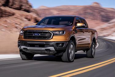 2019 Ford Ranger LARIAT Crew Cab Pickup Manassas VA