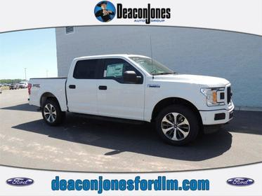 2019 Ford F-150 XL 4WD SUPERCREW 5.5' BOX Goldsboro NC