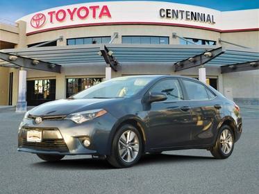 2016 Toyota Corolla LE ECO PREMIUM Las Vegas NV